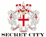 secret city logo